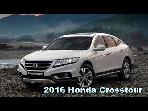 2016 Honda Crosstour Exterior And Interior