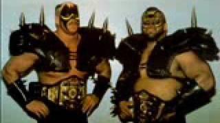 WCW: Road Warrior Theme