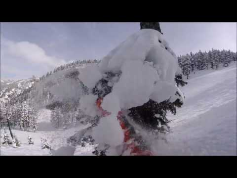 Alpental With Collin