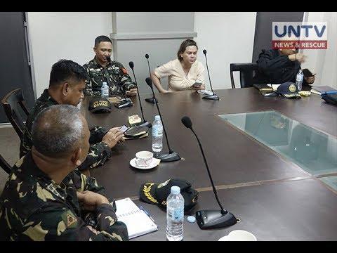 Davao City, planong i-lockdown kasunod ng martial law declaration sa Mindanao