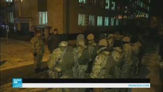 التوتر يعود من جديد إلى شرق أوكرانيا