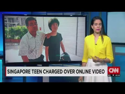 Singapore teen jailed for YouTube rant