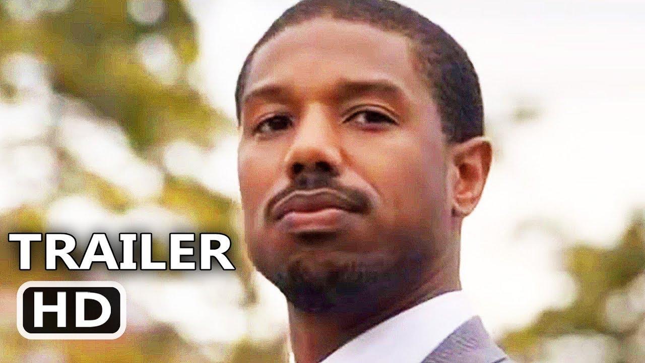 Just Mercy Official Trailer Teaser 2019 Michael B Jordan Brie Larson Jamie Foxx Movie Hd Youtube