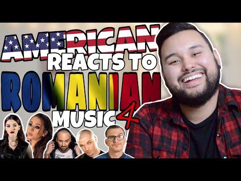 American REACTS  Romanian  4