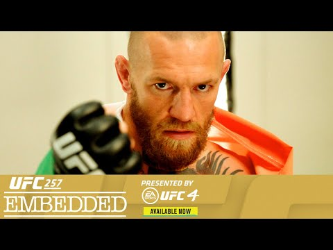UFC 257 Embedded: Vlog Series - Episode 4