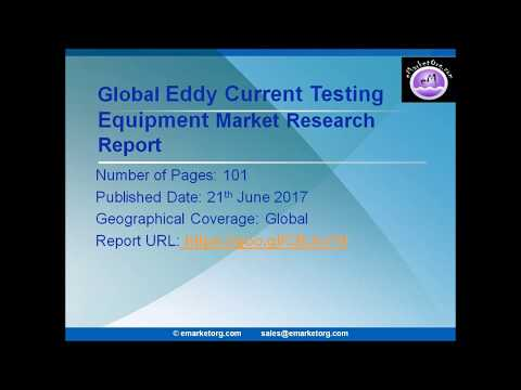 Eddy Current Testing Equipment market global industry trends to 2022