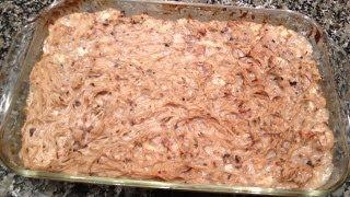 Baked Cream Of Mushroom Chicken Casserole -  A Fast Easy Savoury Dish From Bakeyourwaykitchen!