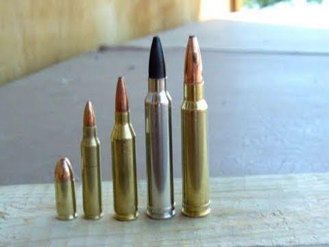 4 rifle hits 223 243 300wm 338wm youtube