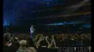 Eminem - The Way I am - Live - [Lyrics]