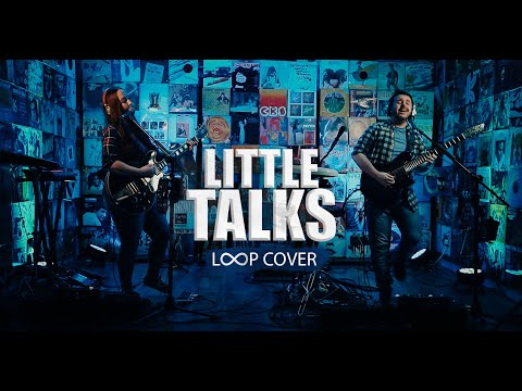 Little Talks (Of Monsters and men) | Loop Pedal Cover (duo)