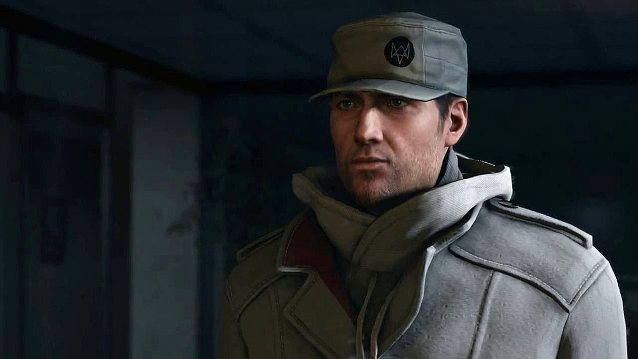 Crispin In Watch Dogs