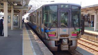 【走行音】あいの風とやま鉄道521系 泊→富山 2019.6.4