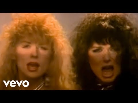 Heart - Alone (Official Video)