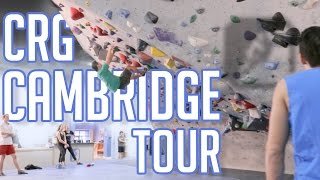 Central Rock Gym Cambridge Tour