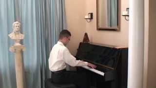 Johannes Brahms: Waltz in A-flat major, Op. 39 No. 15