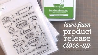 Product Release Close Up: Lawn Fawn (Winter 2015)