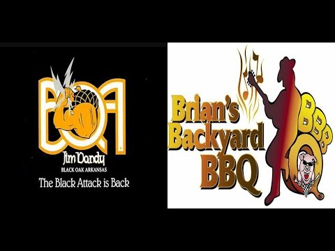 Black Oak Arkansas Live At Brians Backyard Bbq Middletown Ny