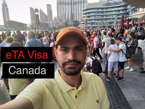 What Is ETa Visa Of Canada