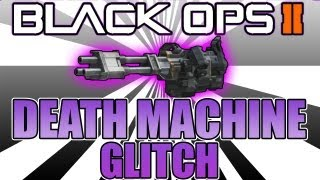 "BO2 - ""Instant Death Machine Glitch"" w/ Lobby Reactions!"