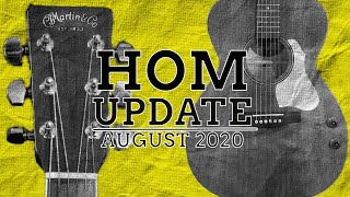Hands On Music Update; August 2020
