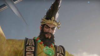 Dynasty Warriors 9 Official Zhang Jiao Character Highlight Trailer