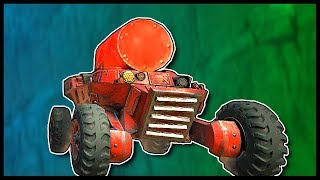 Crossout - DESTROYING VEHICLES FROM ACROSS THE MAP! Triple Fuze Drone Build - Crossout Gameplay