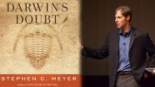 New York Times Bestseller Darwin's Doubt by Dr. Stephen C. Meyer