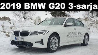 KOEAJOSSA: BMW 320d xDrive G20 3-sarja - Ultimaattisen ajokin uusin versio