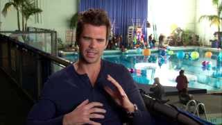 "About a Boy: David Walton ""Will Freeman"" On Set TV Interview Part 2 of 2"