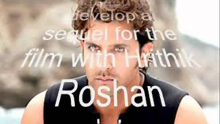 Krrish 2 - upcoming Bollywood superhero science fiction film -