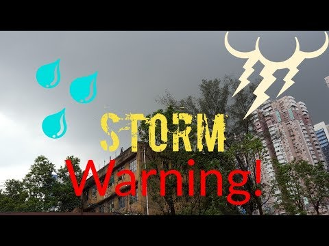 Severe Weather in China