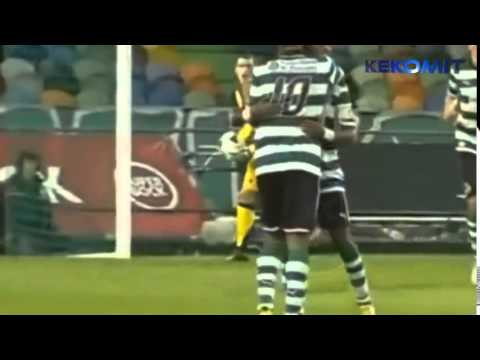 Ronaldo Free Kick Goal Bayern