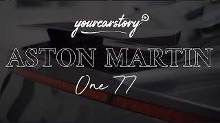 yourcarstory - Aston Martin One 77 |Car Photography Editing