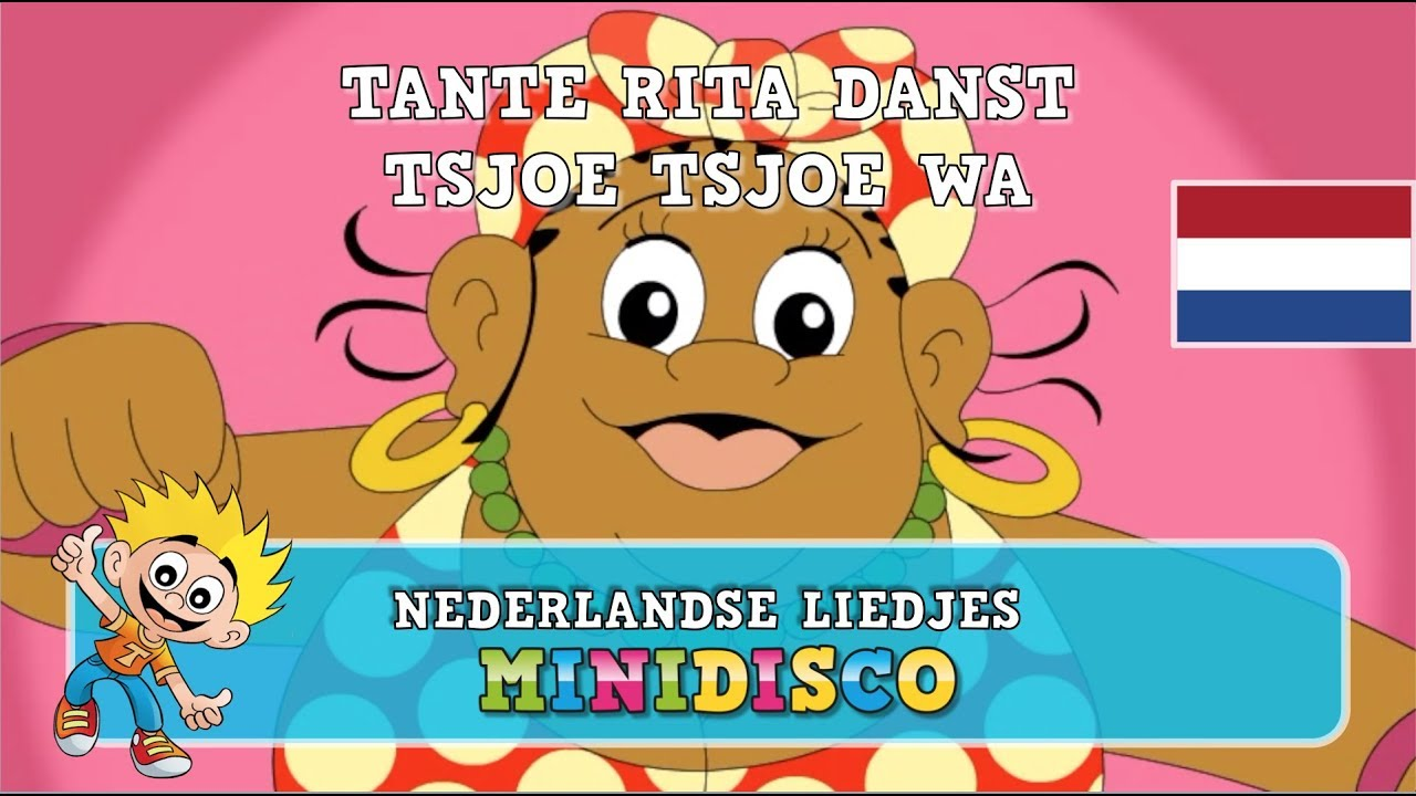 minidisco - tsjoe tsjoe wa (nederlands)
