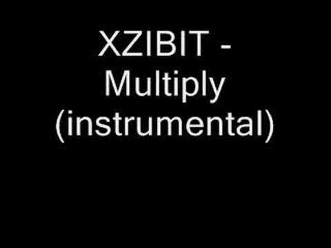 Xzibit  Multiply instrumental