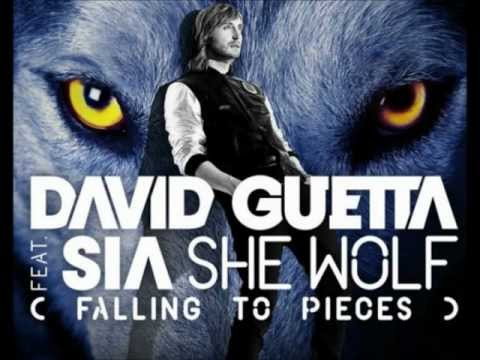 David Guetta Feat. Sia - She Wolf (Falling To Pieces) [HQ]
