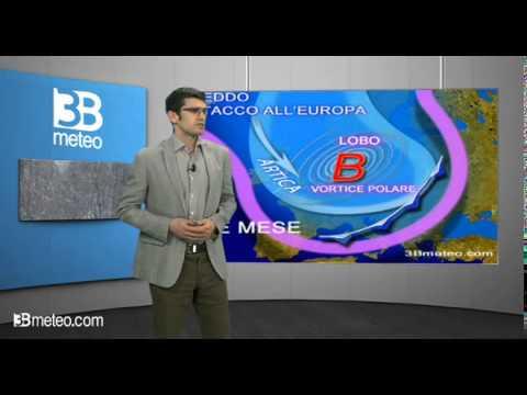 Meteo weekend: vortice polare in arrivo sullEuropa, cosa accadra in Italia?