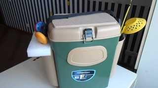 Ящик для зимней рыбалки.