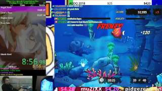1:04:06 Xbox Live Arcade Compilation Disc - Feeding Frenzy Time Attack!
