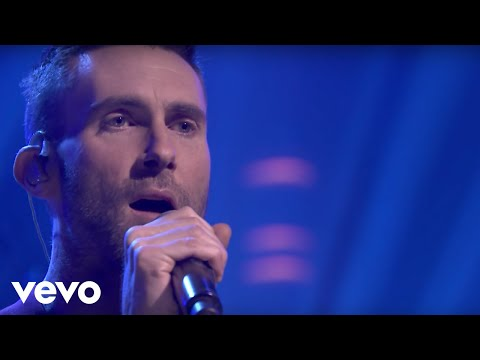 Maroon 5 - Cold (Live On The Tonight Show Starring Jimmy Fallon/2017)