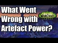 What went wrong with artifact power mp3