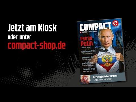 COMPACT im März: Patriot Putin - Partner für Europa