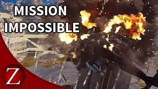 Mission Impossible - Just Cause 3 PC Gameplay