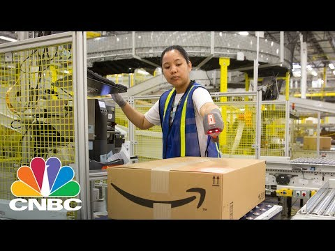 America Is Over-Malled, But Not Enough Warehouses To Support Amazon | CNBC