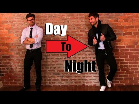 Day-To-Night Outfit Tutorial | Style Skills EVERY Guy Needs To Know