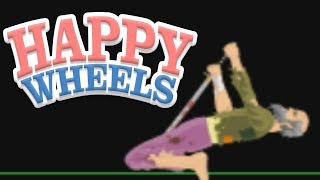STABBED IN THE BALLS - Happy Wheels