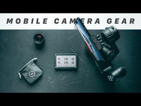 Top 3 Mobile Camera Gear!