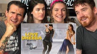 Love Dhebba Nannaku Prematho Song REACTION