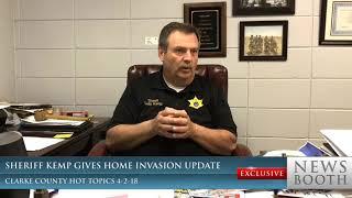 Clarke County Sheriffs Office - Keshowazo