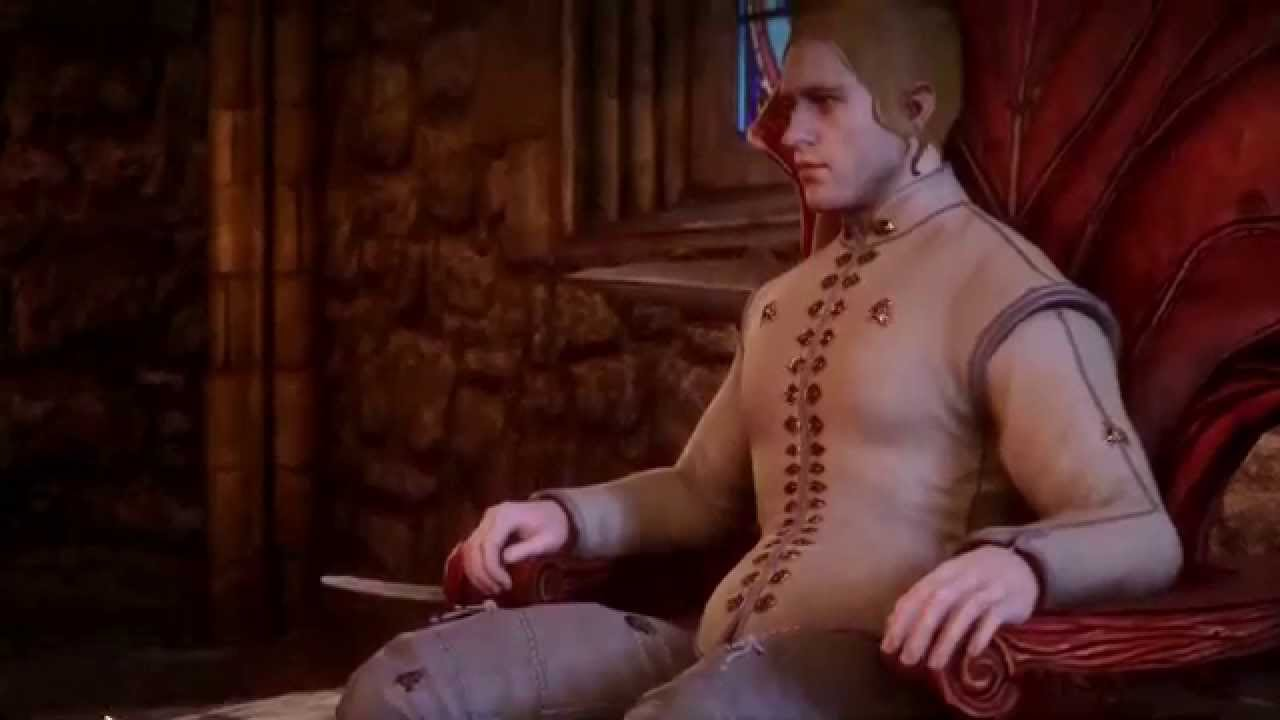 [Dragon Age Inquisition] Attack of the Goat